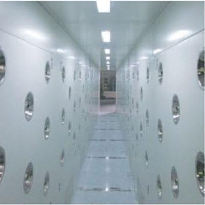 直通型隧道式风淋室